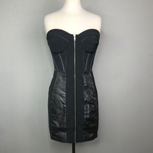 ⭐️NEW ASOS Strapless Bustier Mini Dress